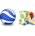 Google Maps and Google Earth integration - KML